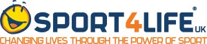 Sport 4 Life Logo NEW blue