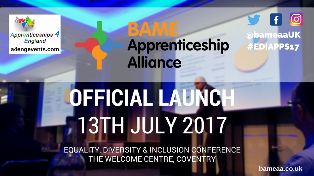 Equality, Diversity and Inclusion in Apprenticeships